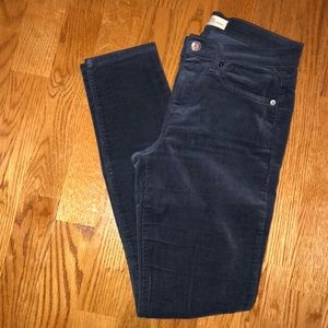 Gap Women's Skinny Ankle Corduroy Pants